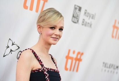Actress Carey Mulligan at TIFF 2017