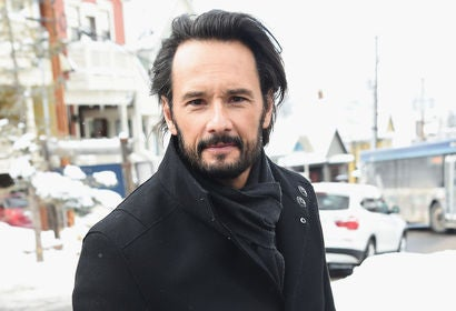 Actor Rodrigo Santoro at Sundance 2018