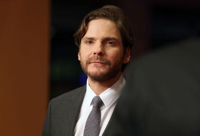 Actor Daniel Brühl