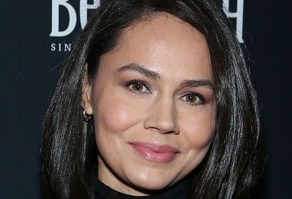 Actress Mercedes de la Zerda