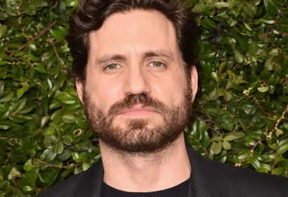 Actor Edgar Ramirez