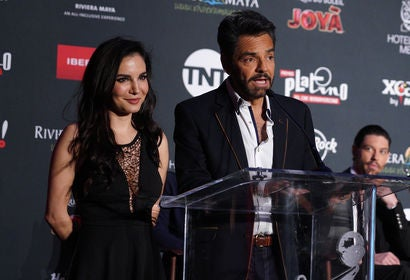 Actress Martha Higareda and Actor Eugenio Derbez announce nominees for teh 20