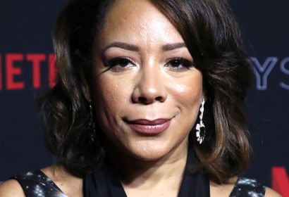 Actress Selenis Levya