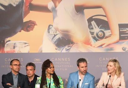 The jury of the 71st Cannes Film Festival