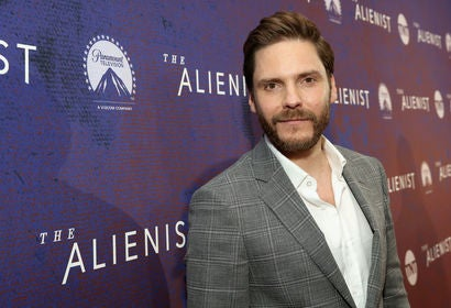 Actor Daniel Bruhl, Golden Globe nominee