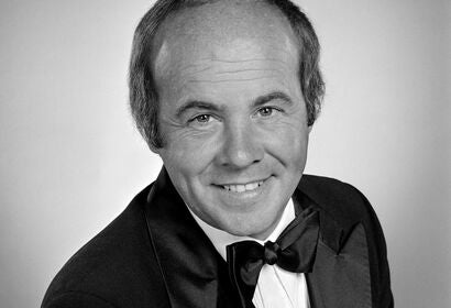 Comedian Tim Conway, Golden Globe winner