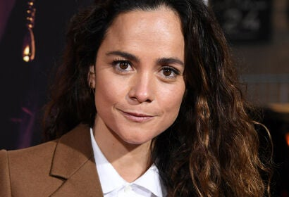 Actress ALice Braga