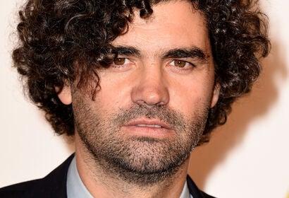 Writer Armando Bó