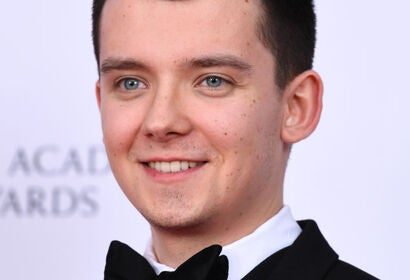 Actor Asa Butterfield