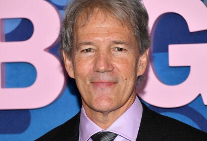 Writer and producer David E. Kelley. Golden Globe winner