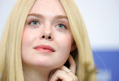 Actress Elle Fanning