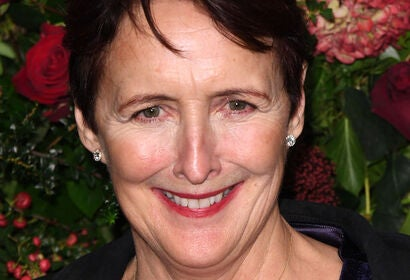 Actress Fiona Shaw