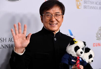 Actor, producer Jackie Chan