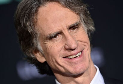 Filmmaker Jay Roach, Golden Globe winner