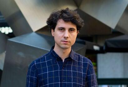 Filmmaker Jonas Trueba