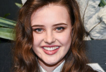 Actress Katherine Langford