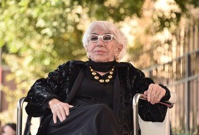 Filmmaker LIna Wertmüller