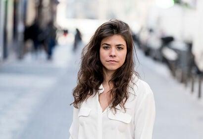 Spanish filmmaker Lucia Alemany