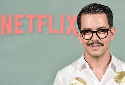 Mexican filmmaker Manolo Caro