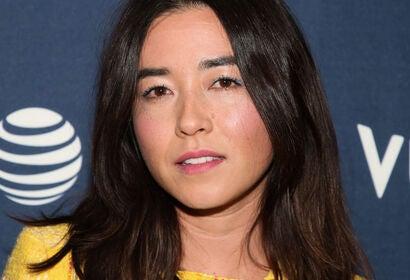 Actress Maya Erskine, 2019