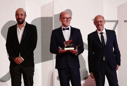 Nomadland wins Venice 2020