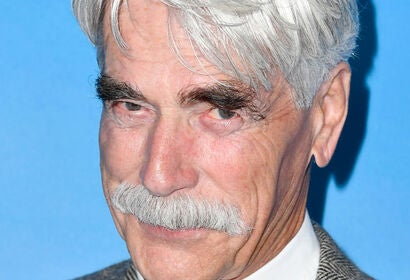 Actor Sam Elliot, Golden Globe nominee