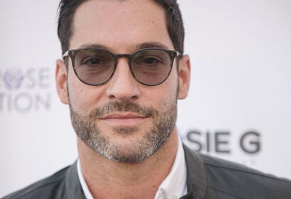 Actor Tom Ellis