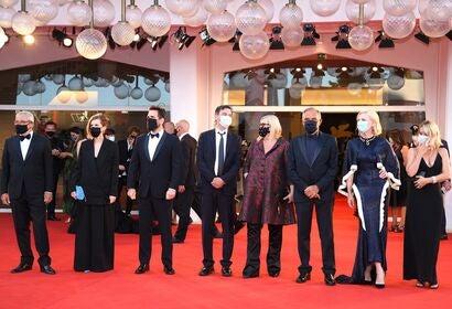 Opening ceremony Venice Festival 2020
