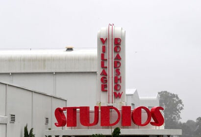 Village Roadshow Studios in Australia, 2020