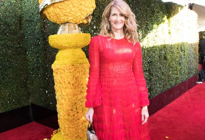 Laura Dern at the 2019 Golden Globes