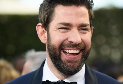Actor and director John Krasinski