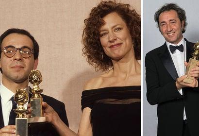 Giuseppe Tornatore, Christine Lahti, Paolo Sorrentino