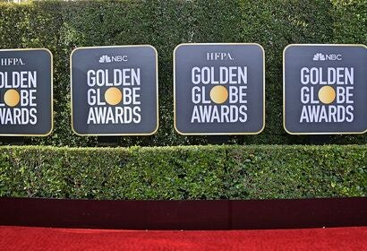 Red carpet Golden Globes 2020