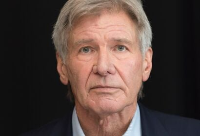 Harrison Ford, Golden Globe winner