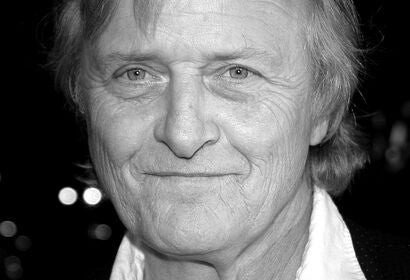 Actor Rutger Hauer, Golden Globe winner