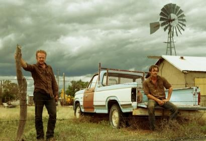 A scene from Hell or High Water