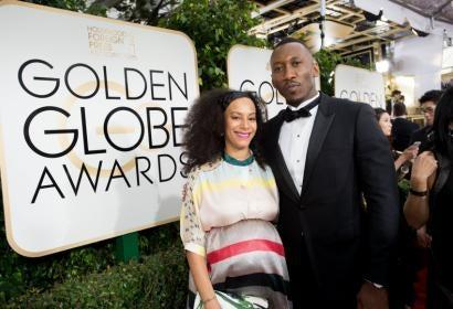 Golden Globe nominee Mahershala Ali, 74th Golden Globes