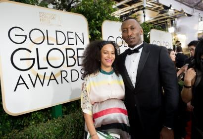 Golden Globe nominee Mahershala Ali, 74th Golden Globes