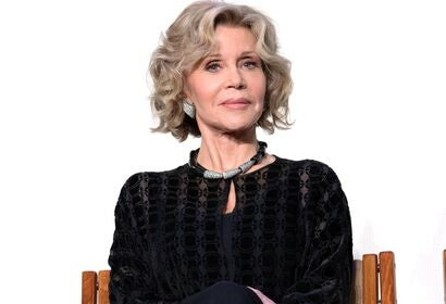 Jane Fonda at the Restoration Summit 2019