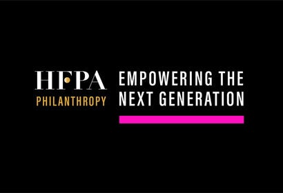 HFPA Philanthropy: Empowering the Next Generation