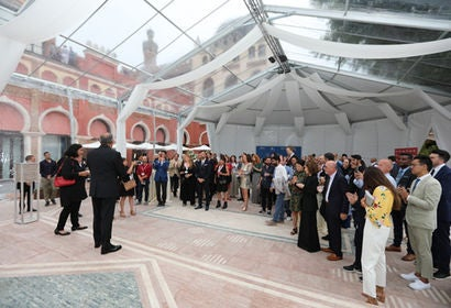 HFPA Reception in Venice 2018