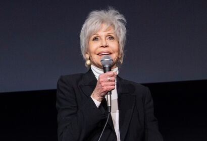 Jane Fonda at the Restoration Summit 2020
