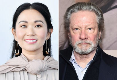 Hong Chau, Chris Cooper