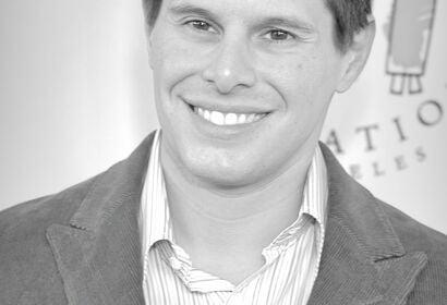 Producer Silvio Horta, Golden Globe winner