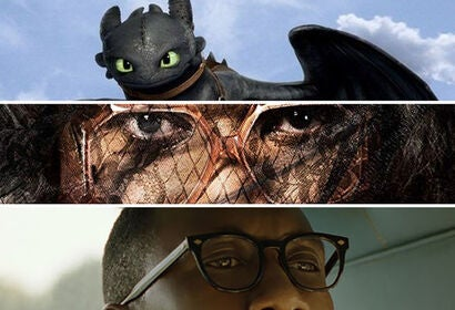 """""""How to Train Your Dragon: The Hidden World"""", """"A Madea Family Funeral"""", """"Green Book"""""""
