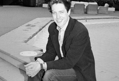 Hugh Grant, Golden Globe winner
