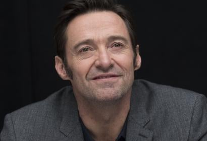ACtror Hugh Jackman, Golden Glove winner