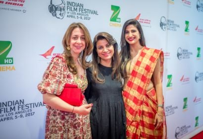 Opening night at IFFLA 2017