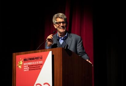 Actor Eric Roberts at ARPA Festival 2019