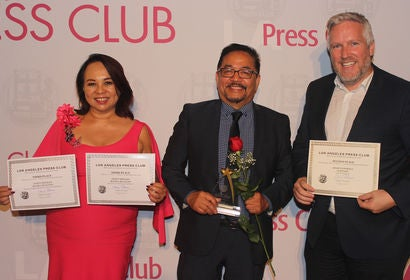 Janet R. Nepales, Ruben V. Nepales and Adam Tanswell